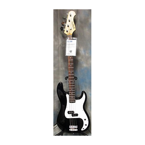 In Store Used Used Sonata P Bass Black Electric Bass Guitar