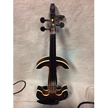 Used Sonata Rose Hollowbody Electric Violin