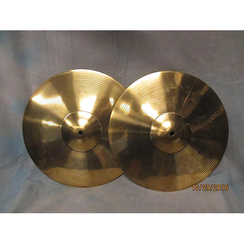 In Store Used Used Sound Percussion 14in SPL Cymbal-thumbnail