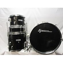 Used Sound Percussion 4 piece Misc Drum Kit Black Drum Kit