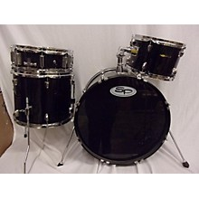 Used Sound Percussion 4 piece SP2BK Black Drum Kit