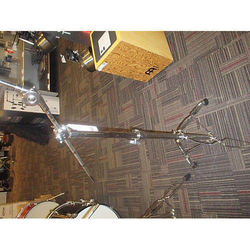 In Store Used Used Sound Percussion Double Braced Cymbal Stand Holder-thumbnail