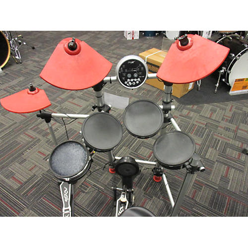 In Store Used Used Sound X Smi 1458 Electric Drum Set-thumbnail