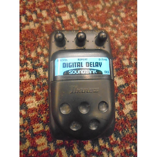 In Store Used Used Soundtank DL5 Effect Pedal-thumbnail