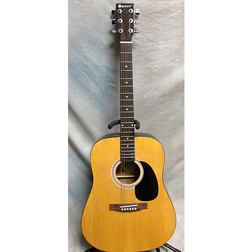 In Store Used Used Specer So-sg510 Natural Acoustic Guitar