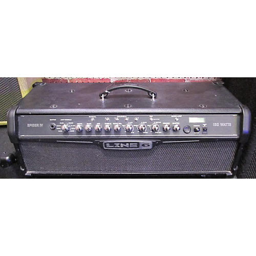 In Store Used Used Spider Spider IV Solid State Guitar Amp Head