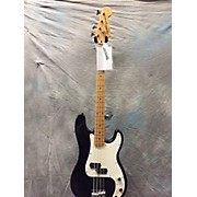Used Squier II Precision Bass Blk Electric Bass Guitar