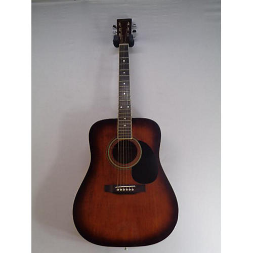 In Store Used Used Stafford SF250 Brown Acoustic Guitar