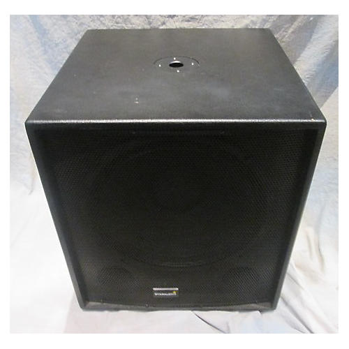 In Store Used Used Staraudio Sds-18 Powered Subwoofer