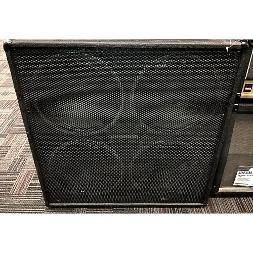 In Store Used Used Steel Sound 4x12 Stereo Cabinet Guitar Cabinet-thumbnail