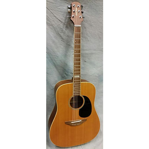 In Store Used Used Stenzler The Mule Dreadnought Natural Acoustic Guitar-thumbnail