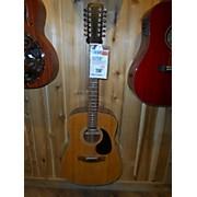 Used Stigma DM12-2 Natural 12 String Acoustic Guitar