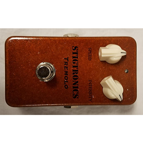 In Store Used Used Stigtronics Tremolo Effect Pedal