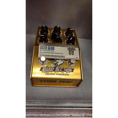 In Store Used Used Stone Deaf Trashy Blonde Effect Pedal-thumbnail
