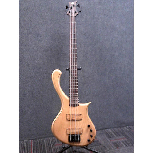 In Store Used Used Stradi F1 Natural Electric Bass Guitar-thumbnail