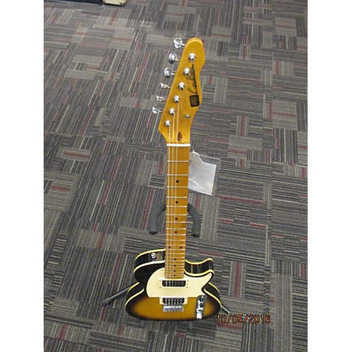 In Store Used Used Strings And Things Custom Sunburst Solid Body Electric Guitar