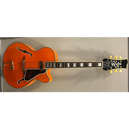 In Store Used Used Stromberg Montreux - S Orange Hollow Body Electric Guitar
