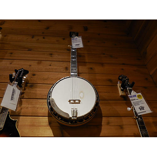 In Store Used Used Sullivan Greenbrier Natural Banjo-thumbnail
