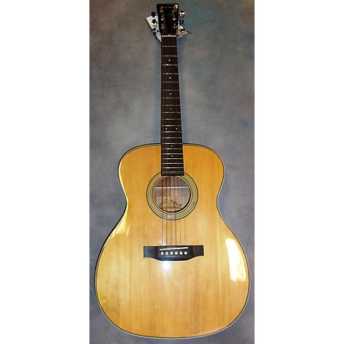 In Store Used Used Summit Concert Natural Acoustic Guitar Natural