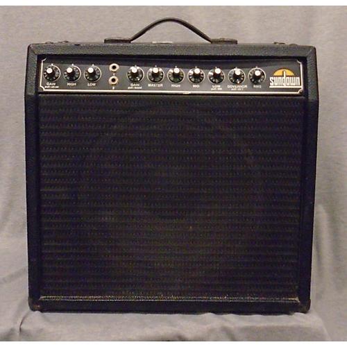 In Store Used Used Sundown 112 Combo Tube Guitar Combo Amp