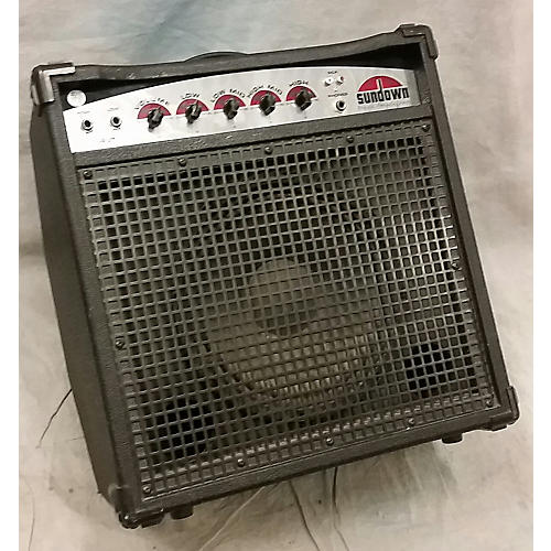 In Store Used Used Sundown B50 Bass Combo Amp-thumbnail