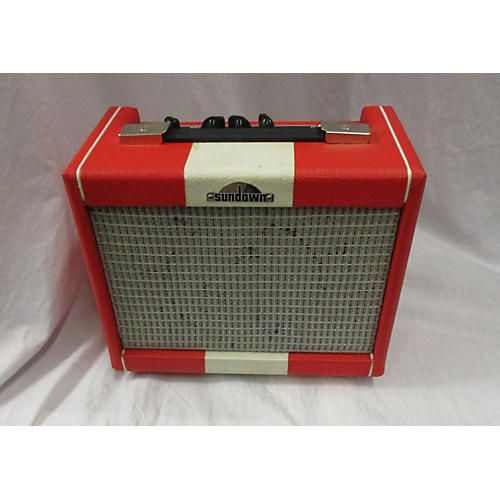 In Store Used Used Sundown Rover 15 Guitar Combo Amp