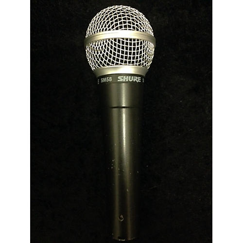 In Store Used Used Sure SM58 Condenser Microphone