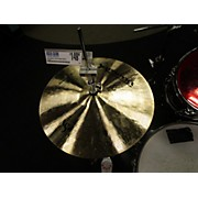 Used Symrna 14in NeoClassic Series Hi Hat Pair Cymbal