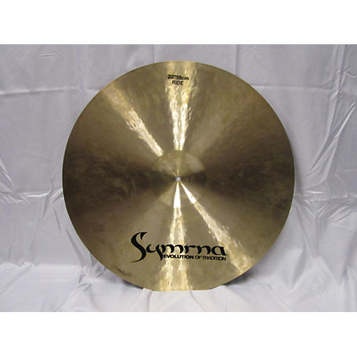 In Store Used Used Symrna 20in Raven Ride Cymbal