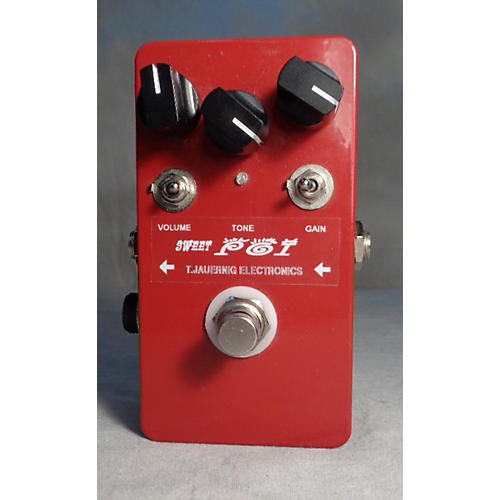 In Store Used Used T.jauernig Sweet Poi Effect Pedal