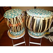 Used TABLAS HANDCRAFTED DRUM MUSICAL INSTRUMENT