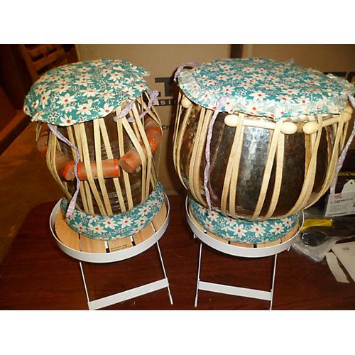 used tablas handcrafted drum musical instrument guitar center. Black Bedroom Furniture Sets. Home Design Ideas