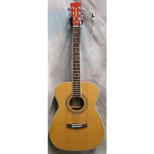 In Store Used Used TABNGLEWOOD DBT DLX F Natural Acoustic Guitar