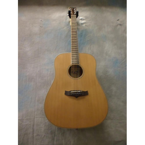 In Store Used Used TANGLEWOOD EVOLUTION Natural Acoustic Guitar Natural