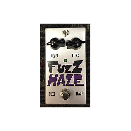 In Store Used Used THROBAK FUZZ HAZE Effect Pedal