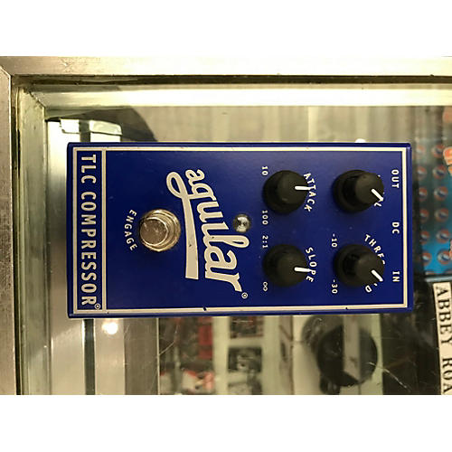 In Store Used Used TLC Compressor Effect Pedal