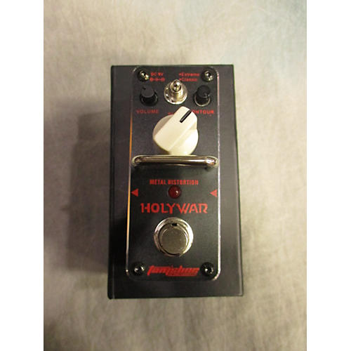 In Store Used Used TOM SLINE HOLYWAR Effect Pedal