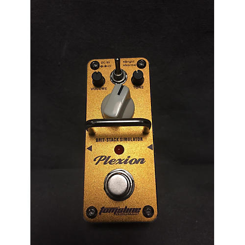 In Store Used Used TOM'S LINE ENGINEERING PLEXION Effect Pedal-thumbnail