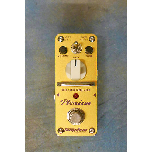 In Store Used Used TOMSLINE APN-3 PLEXTION Effect Pedal