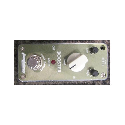 In Store Used Used TOMSLINE BOOSTER Effect Pedal-thumbnail