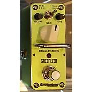 Used TOMSLINE GREENIZER Effect Pedal