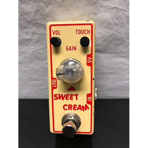 In Store Used Used TONE CITY SWEET CREAM Effect Pedal