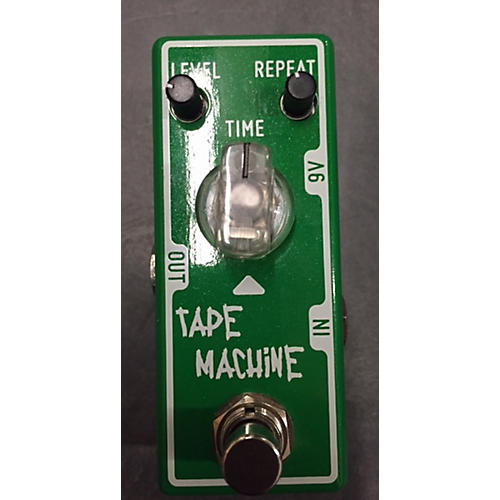In Store Used Used TONE CITY TAPE MACHINE Effect Pedal-thumbnail