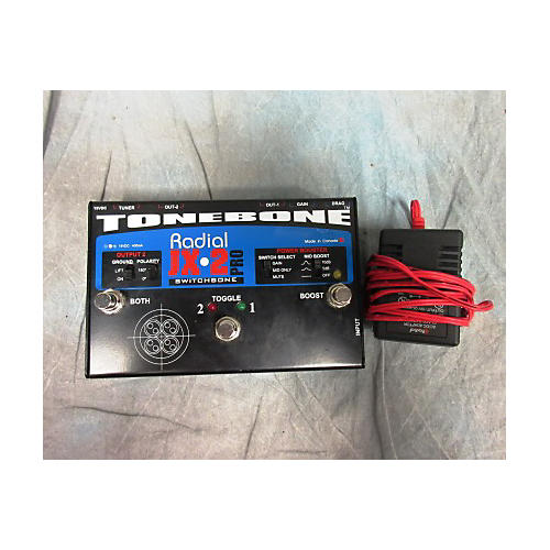 In Store Used Used TONEBONE RADICAL JX-2 PRO SWITCHBONE Pedal-thumbnail