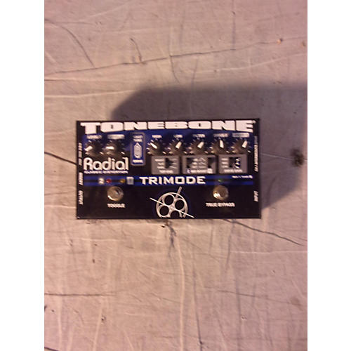 In Store Used Used TONEBONE TRIMODE Effect Pedal-thumbnail