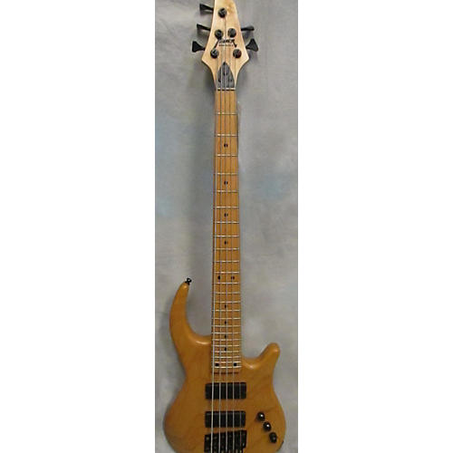 In Store Used Used TREKER PROSTAR5 Natural Electric Bass Guitar-thumbnail