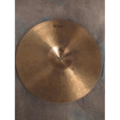 In Store Used Used TREXIST 12in CRASH Cymbal