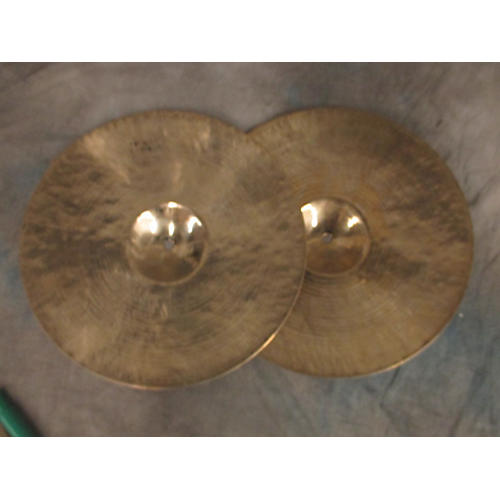 In Store Used Used TREXIST 14in HIHATS Cymbal-thumbnail