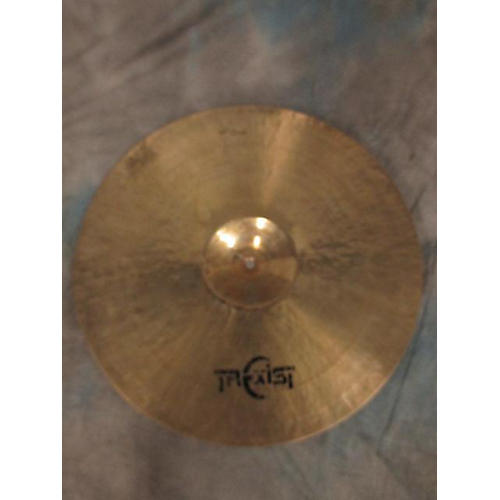 In Store Used Used TREXIST 18in AURUM Cymbal