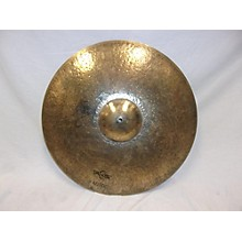 Used TREXIST 20in Auruni Cymbal